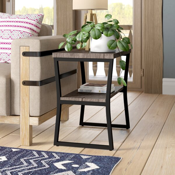 Ventnor End Table By Three Posts