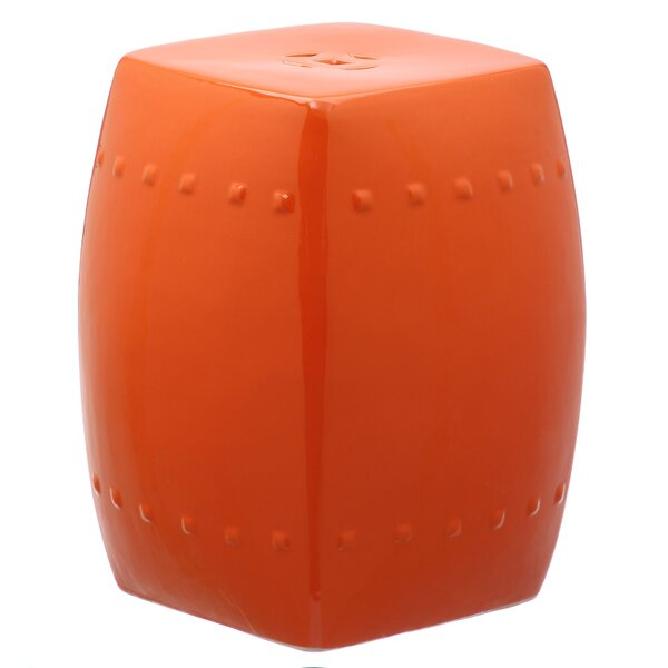 Knudson Garden Stool by Mercury Row