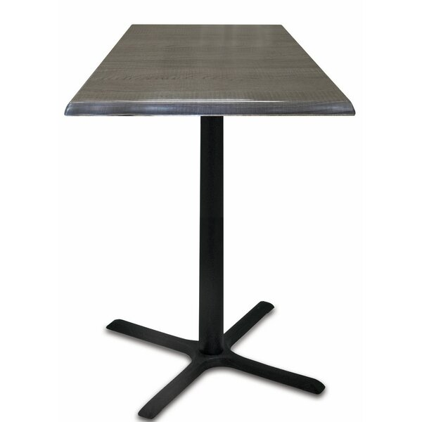 Manufactured Wooden Bar Table by Holland Bar Stool Holland Bar Stool