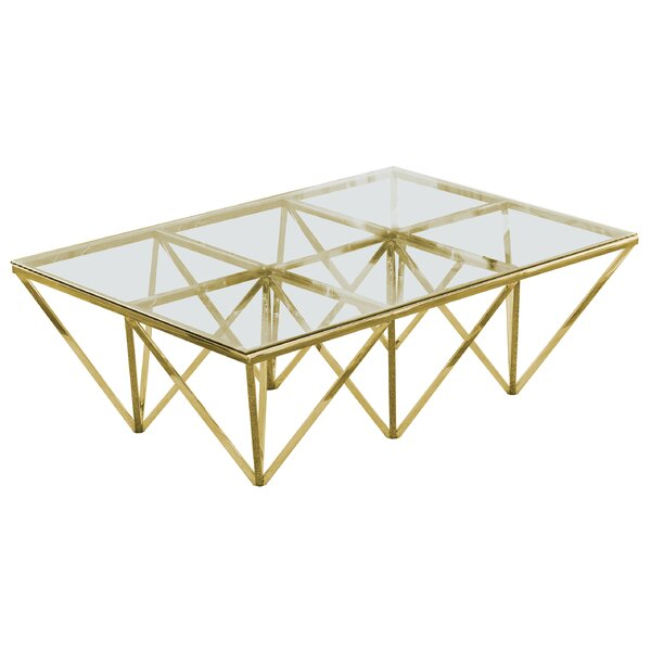 Kroger Coffee Table by Everly Quinn
