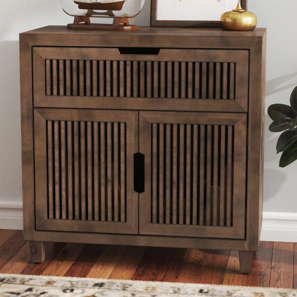 Amara 2 Door Accent Cabinet by Langley Street