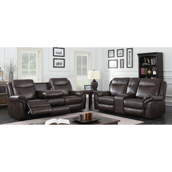 Hassen Transitional Reclining  Living Room Collection By Latitude Run
