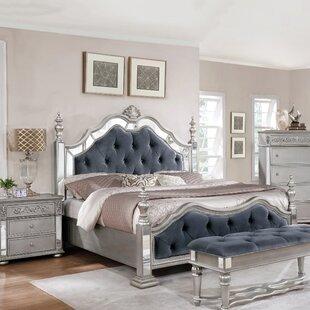 Kenton Panel 4 Piece Bedroom Set