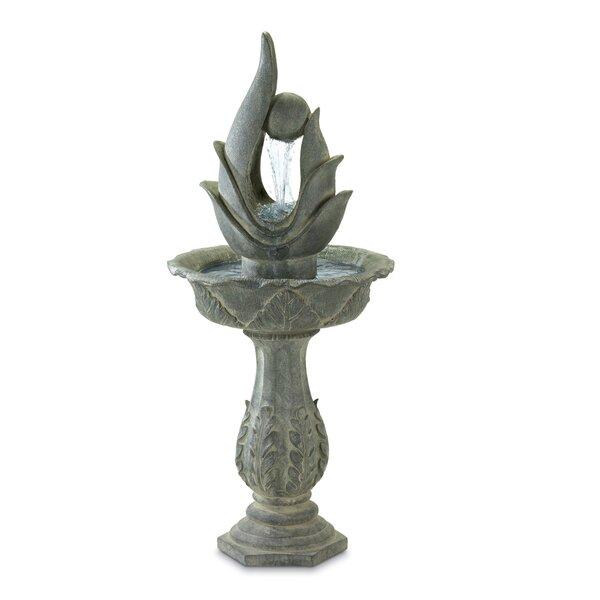 Fiberglass Artistic Fountain by Zingz & Thingz