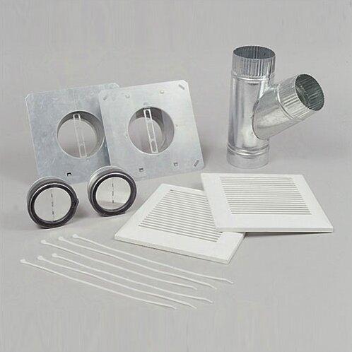 WhisperLine™ Installation Kit - 4 Double Pick Up by Panasonic®