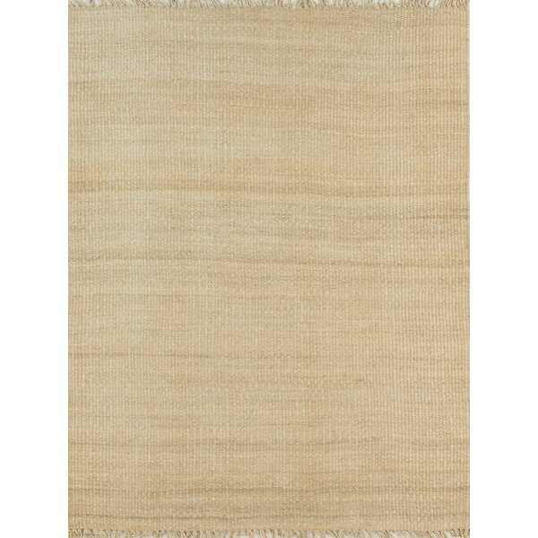 Hand-Woven Bleached Area Rug by Continental Rug Company