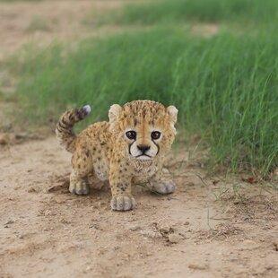 Cheetah Statue Wayfair