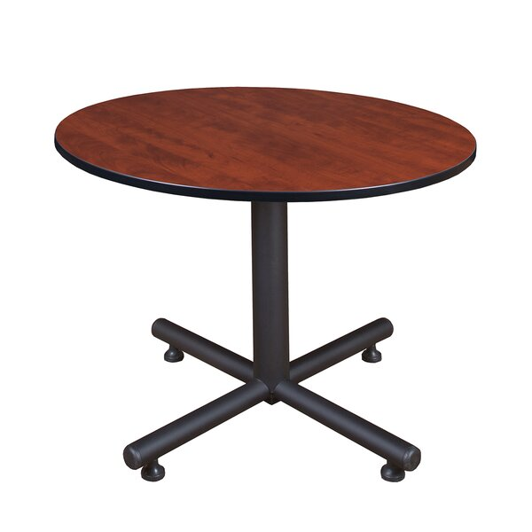 Marin 48 Round Breakroom Table by Symple Stuff