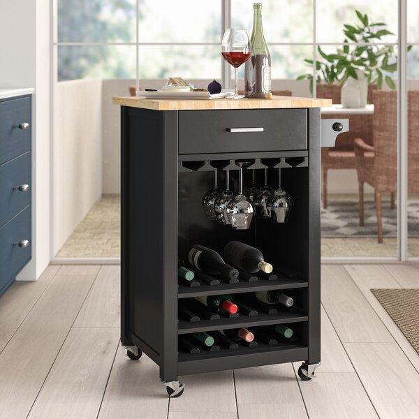 Moorman Bar Cabinet by Ebern Designs
