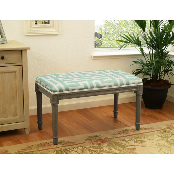 Upholstered Bench By 123 Creations 2019 Sale