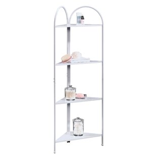 Weber Corner Unit Bookcase by Symple Stuff