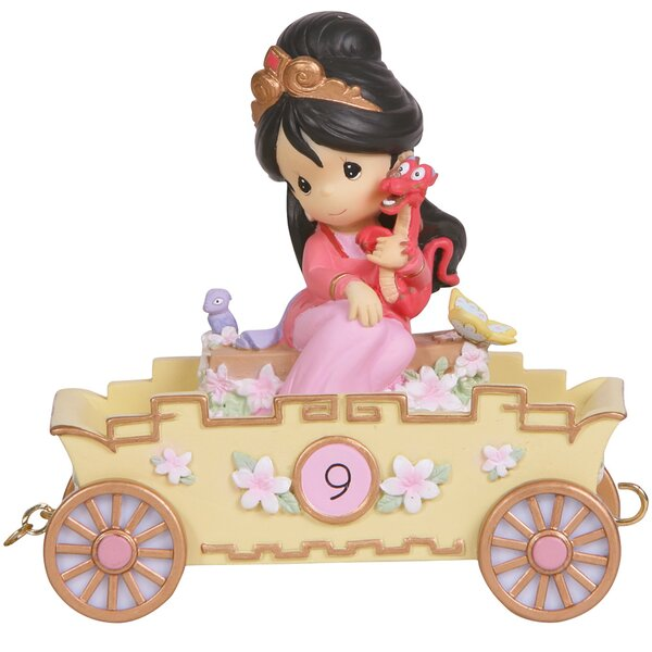 """""""Nine Is Divine"""" Figurine by Precious Moments"""