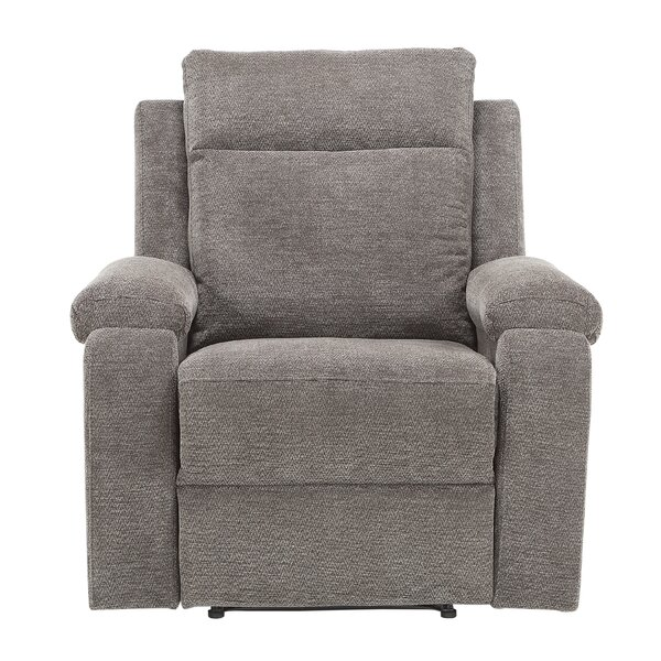 Bassilly Manual Recliner By Winston Porter