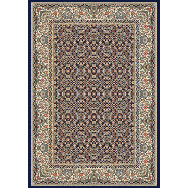 Attell Black/Ivory Area Rug by Astoria Grand