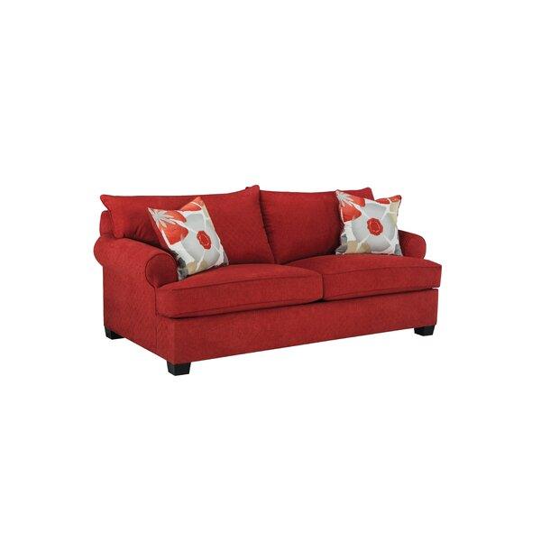Opalo Loveseat Sofa Bed by Winston Porter