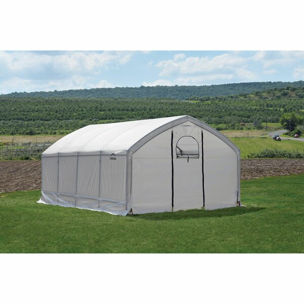 AccelaFrame 12 Ft. W x 20 Ft. D Greenhouse by ShelterLogic