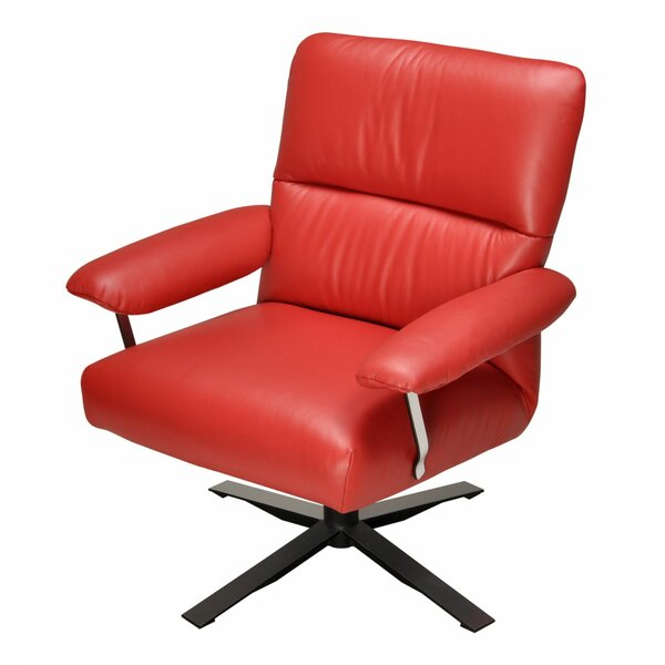 Elis Swivel Armchair by Lafer Lafer