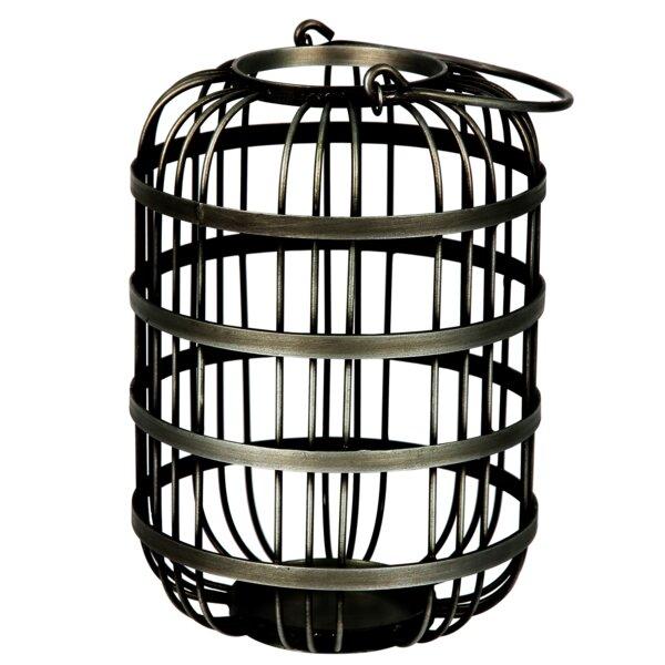 Iron Wire Metal Lantern by Williston Forge