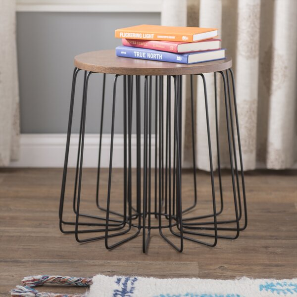 Cochran End Table by Mistana