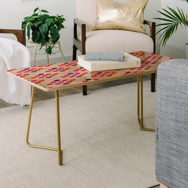 Diamond Coffee Table by East Urban Home