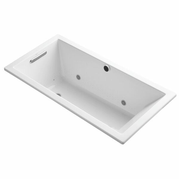 Underscore Bubblemassage 60 x 30 Whirpool Bathtub by Kohler