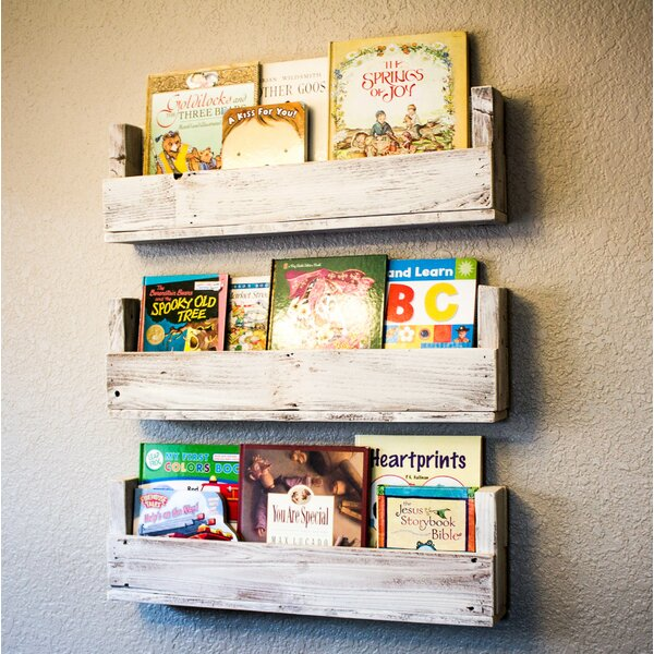 Calista 28 Bookshelf (Set of 3) by Harriet Bee