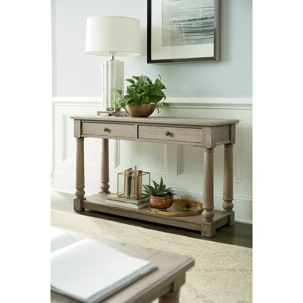 Trixie Console Table by Alcott Hill Alcott Hill