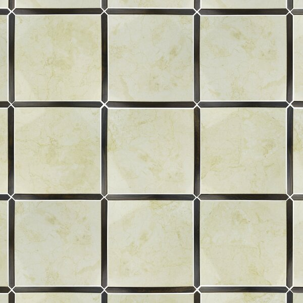 Exclusif 17.63 x 15.13 Ceramic Field Tile in Mistral by EliteTile