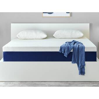 Arsuite Two-Sided 10'' Medium Gel Memory Foam Sofa Bed Mattress