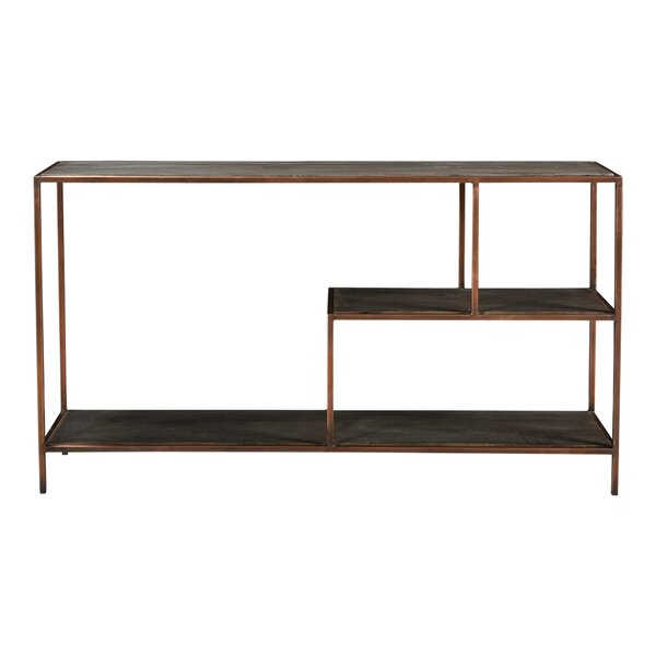 Williston Forge Brown Console Tables