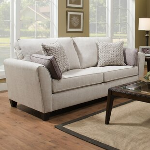 Issac Sofa by Simmons Upholstery by Red Barrel Studio