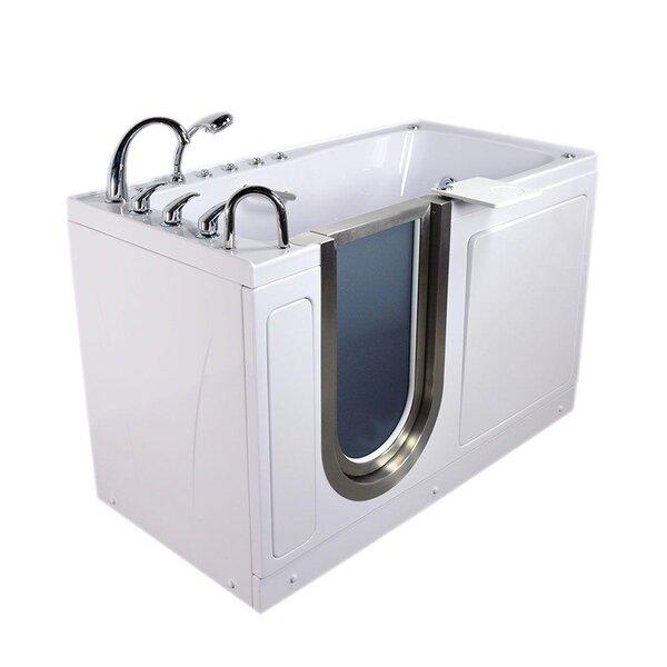 59 x 30 Freestanding Bathtub by Ella Walk In Baths