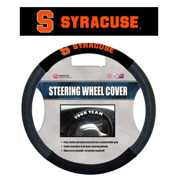 NCAA Steering Wheel Cover by Team Pro-Mark