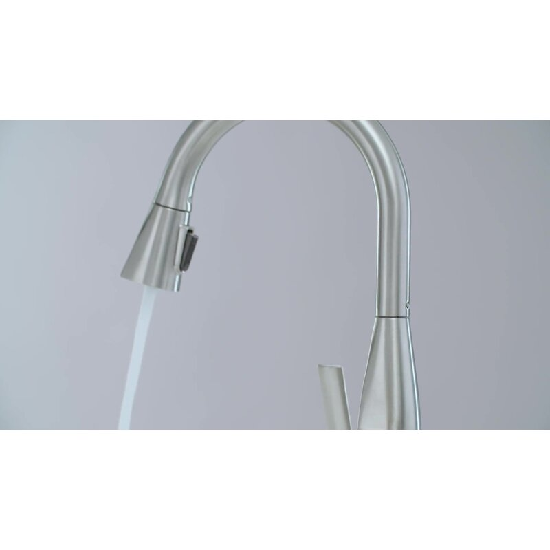 Peerless Faucets Pull Down Single Handle Kitchen Faucet Wayfair - Wayfair kitchen faucets