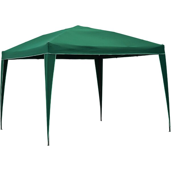 International Caravan Home Furnishings Steel Pop-Up Canopy by International Caravan