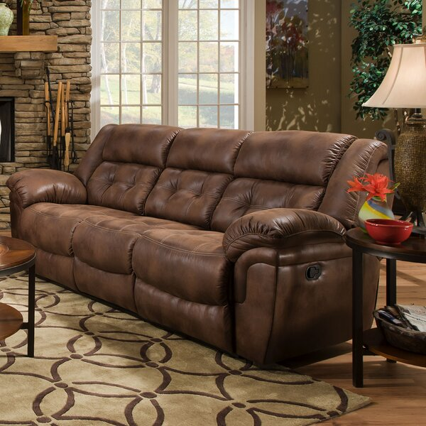 Online Buy Simmons Upholstery Hanna Motion Reclining Sofa by 17 Stories by 17 Stories