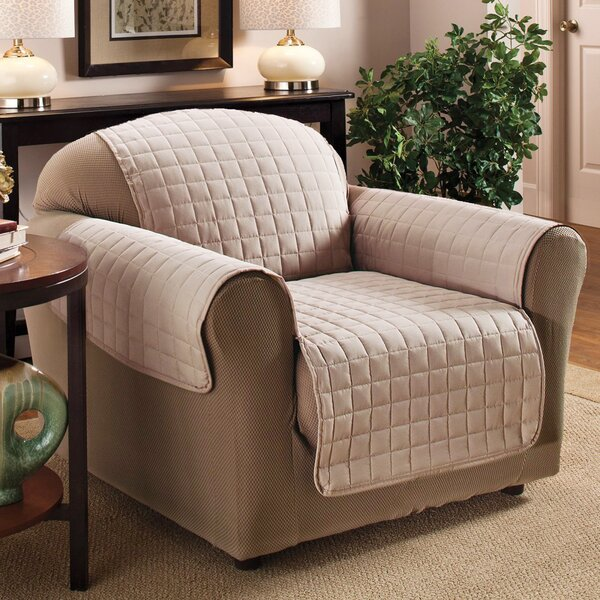 Chair Protector Slipcover by Red Barrel Studio
