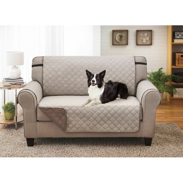 Box Cushion Love Seat Or Slipcover By Red Barrel Studio
