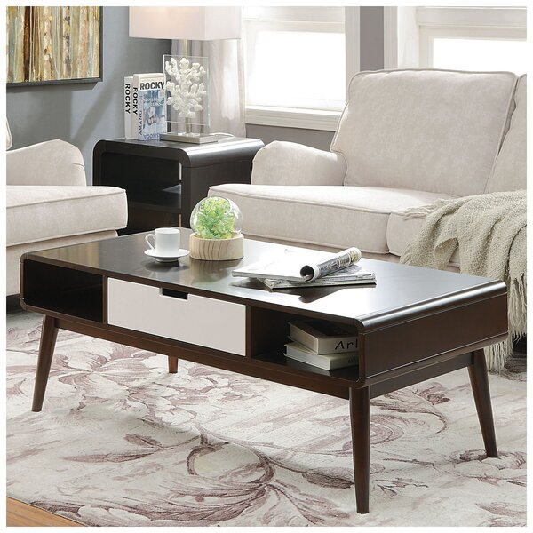 Lariviere Coffee Table With Storage By George Oliver