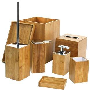 Best Potus 8-Piece Bathroom Accessory Set ByGedy by Nameeks
