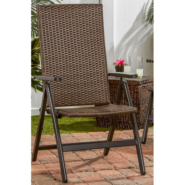 Reclining Camping Chair by Greendale Home Fashions