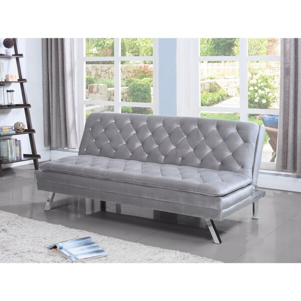 Jakes Convertible Sofa by Mercer41