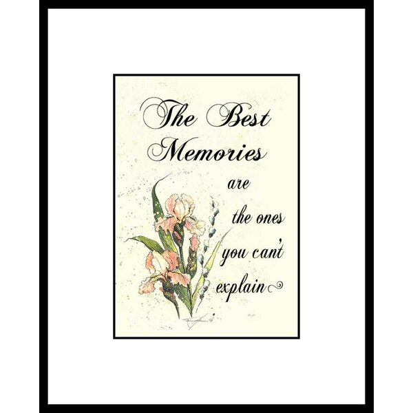 Each New Day by Peggy Abrams Framed Graphic Art by LPG Greetings
