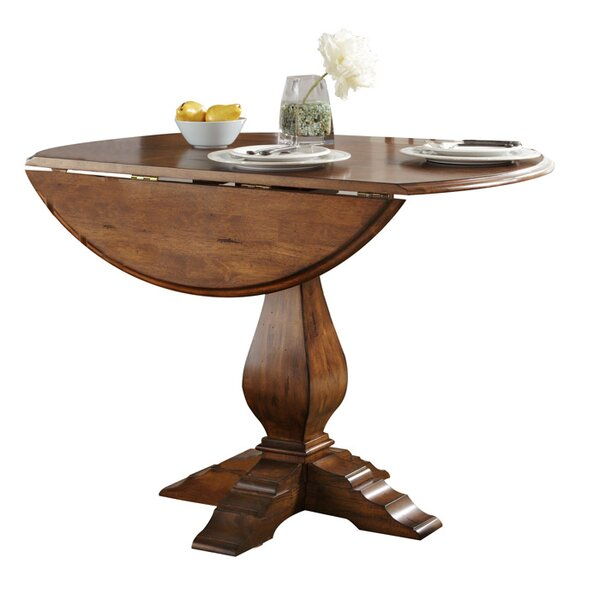 Marni Drop Leaf Dining Table by August Grove