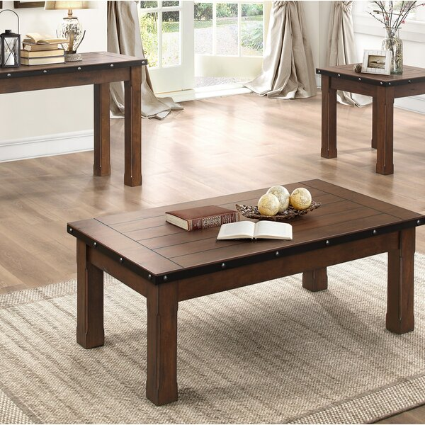 Dalewood Coffee Table by Loon Peak