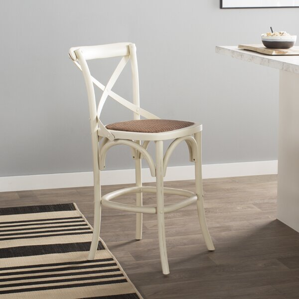 Carterville 24.4 Bar Stool by Greyleigh
