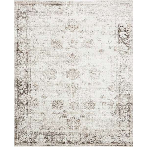Brandt Light Beige Area Rug by Mistana