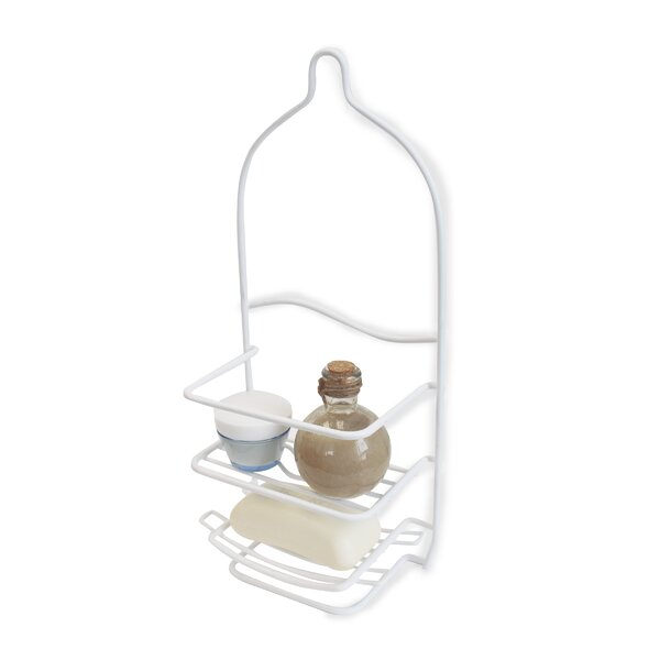 Frances Shower Caddy by Rebrilliant
