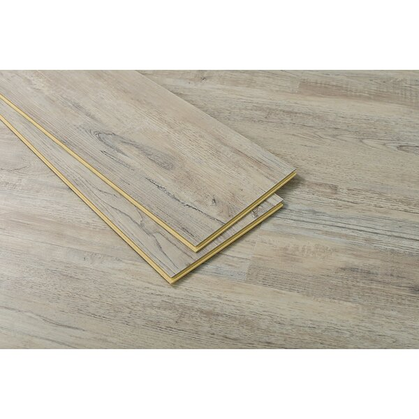 Jordon 7 x 48 x 5.5mm WPC Luxury Vinyl Plank in Malungai by Adaptafloor
