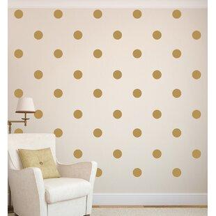 Shapes Polka Dot Wall Decals Youll Love Wayfair - Wall decals polka dots
